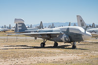Grumman EA-6B Prowler United States Navy 163404 MP-144 AMARG - Boneyard Tucson, AZ 2015-06-01, Photo by: Karsten Palt