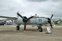 Douglas A-26C Invader United States Army Air Forces (USAAF) 44-35523 28831 Air Mobility Command Museum Dover AFB, DE 2014-05-30, Photo by: Karsten Palt