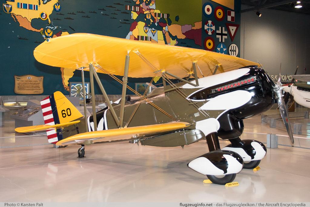 Curtiss P-6E Hawk United States Army Air Corps (USAAC)  NX606PE  EAA AirVenture Museum Oshkosh, WI 2016-04-10 � Karsten Palt, ID 12293