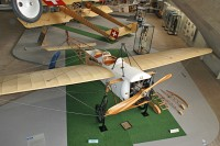 Bleriot XI, Swiss Air Force / Schweizer Luftwaffe, , c/n n/a, Replica,© Karsten Palt, 2009