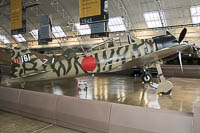 Mitsubishi A6M3 Reisen (Zero) Flying Heritage Collection NX3852 3852 Flying Heritage Collection Everett, WA 2016-04-12, Photo by: Karsten Palt