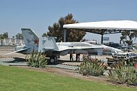 McDonnell Douglas / Boeing F/A-18A Hornet United States Marine Corps (USMC) 163152 0576/A483 Flying Leatherneck Aviation Museum San Diego, CA 2012-06-13, Photo by: Karsten Palt