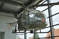Aerospatiale SE-3130 Alouette II, German Army Aviation / Heer, 75+01, c/n 1178/C66,© Karsten Palt, 2013