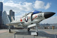 McDonnell F-3C Demon United States Navy 133566 78 Intrepid Air, Space & Sea Museum New York City, NY 2014-03-09, Photo by: Karsten Palt