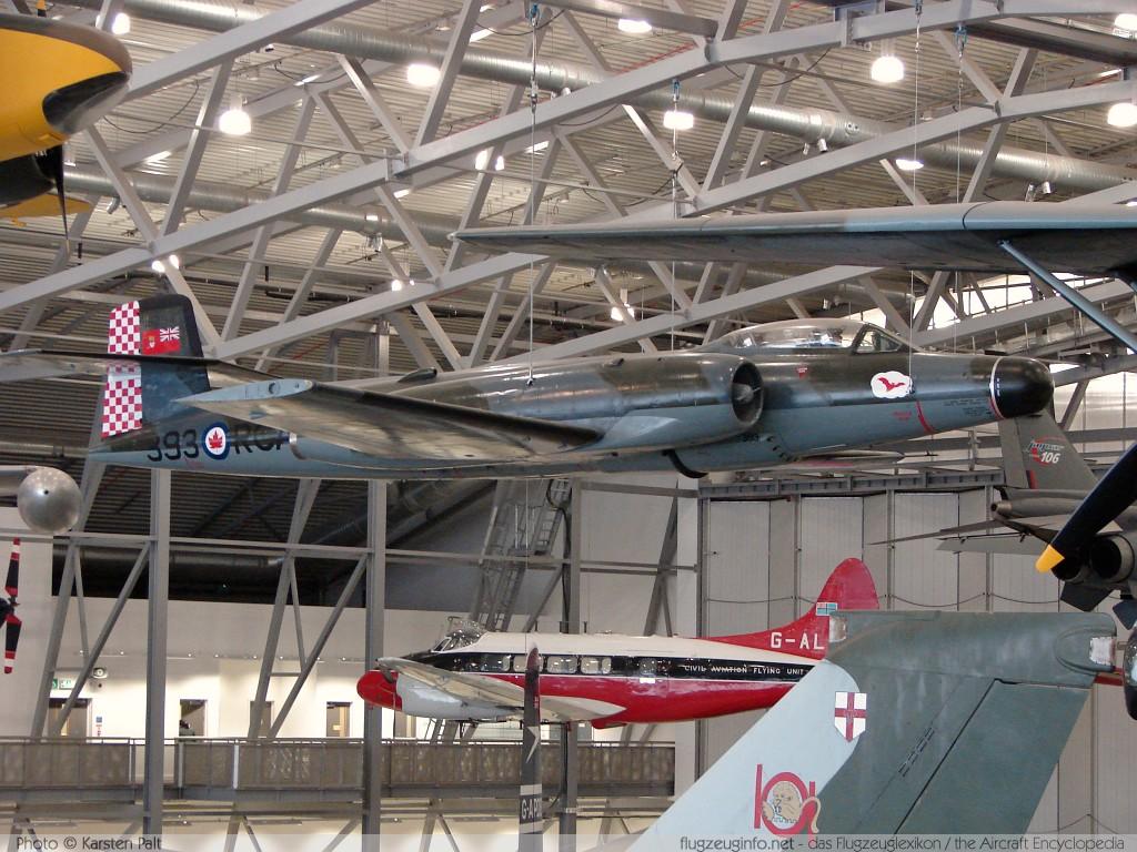 AVRO Canada CF-100 Mk 4 Canuck, Royal Canadian Air Force