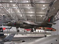 Hawker Siddeley / BAe Harrier GR.3, Royal Air Force, XZ133, c/n 712192,© Karsten Palt, 2008