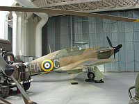 Hawker Hurricane Mk.12A, Historic Aircraft Collection, G-HURI, c/n 72036,© Karsten Palt, 2008