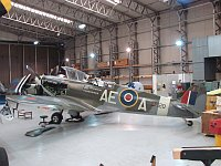 Supermarine Spitfire Mk.LF Vb (LF5B), The Fighter Collection, G-LFVB, c/n CBAF/2403,© Karsten Palt, 2008