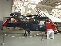 Westland Wasp HAS1 (P.531-2), Royal Navy, XS567, c/n F9578,© Karsten Palt, 2008