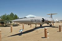 Lockheed F-104C Starfighter, United States Air Force (USAF), 57-0915, c/n 383-1232,© Karsten Palt, 2012