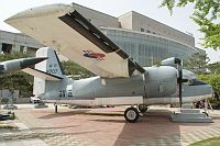 Grumman S-2A Tracker (G-89) Republic of Korea Navy 6707 504 The War Memorial of Korea Seoul 2012-04-29, Photo by: Karsten Palt