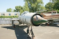Mikoyan Gurevich MiG-21PFM Czechoslovak Air Force 4411 94A4411 Letecke Muzeum Kbely Prague 2014-06-08, Photo by: Karsten Palt