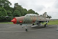 Mikoyan Gurevich MiG-21UM, German Air Force / Luftwaffe, 23+77, c/n 02695156,© Karsten Palt, 2010