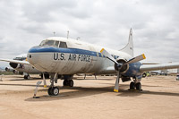 Convair VC-131D Samaritan, United States Air Force (USAF), 54-2808, c/n 204,© Karsten Palt, 2015