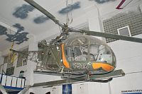 Aerospatiale SE-3130 Alouette II, German Army Aviation / Heer, 75+28, c/n 1310/C137,© Karsten Palt, 2011