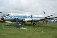 Vickers 708 Viscount Air Inter F-BGNR 35 Midland Air Museum Coventry 2013-05-17, Photo by: Karsten Palt