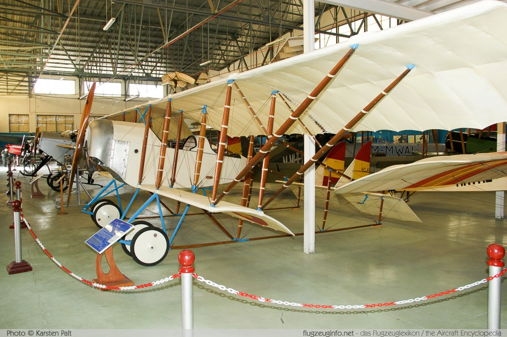 Caudron G.3 Spanish Air Force BC-6  Museo del Aire Madrid 2014-10-23 � Karsten Palt, ID 10643