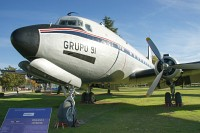 Douglas C-54A Skymaster Spanish Air Force T.4-10 10366 Museo del Aire Madrid 2014-10-23, Photo by: Karsten Palt