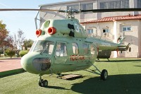 Mil (PZL-Swidnik) Mi-2  CCCP-23760 544140055 Museo del Aire Madrid 2014-10-23, Photo by: Karsten Palt