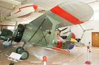 Polikarpov I-15bis  A.4-103  Museo del Aire Madrid 2014-10-23, Photo by: Karsten Palt