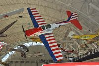 De Havilland Canada DHC-1A Chipmunk  N13Y 23 NASM Udvar Hazy Center Chantilly, VA 2014-05-28, Photo by: Karsten Palt
