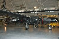 Northrop P-�C Black Widow United States Army Air Forces (USAAF) 43-8330 1376 NASM Udvar Hazy Center Chantilly, VA 2014-05-28, Photo by: Karsten Palt