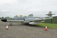 Gloster Meteor NF.(T)14 Royal Air Force WS739  Newark Air Museum Winthorpe, Newark 2013-05-18, Photo by: Karsten Palt