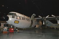 Douglas C-133A Cargomaster United States Air Force (USAF) 56-2008 45245 National Museum of the United States Air Force Dayton, Ohio / USA (Wright-Patterson AFB) 2012-01-11, Photo by: Karsten Palt