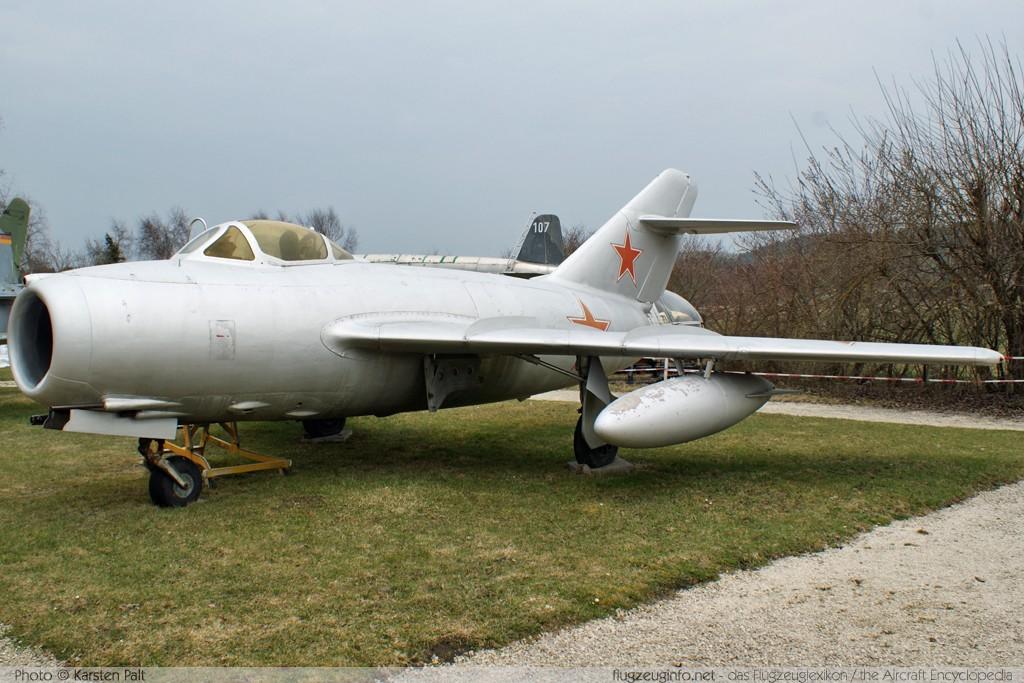 WSK PZL Mielec Lim-2 (Mikoyan Gurevich MiG-15bis), Polish