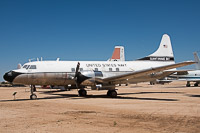 Convair C-131F Samaritan United States Navy 141017 300 Pima Air and Space Museum Tucson, AZ 2015-06-03, Photo by: Karsten Palt