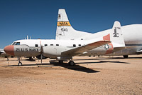 Convair T-29B Flying Classroom (240-27) United States Navy 51-7906 318 Pima Air and Space Museum Tucson, AZ 2015-06-03, Photo by: Karsten Palt