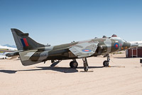 Hawker-Siddeley / BAe Harrier GR.3 Royal Air Force XV804 712054 Pima Air and Space Museum Tucson, AZ 2015-06-03, Photo by: Karsten Palt