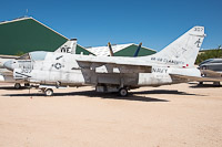 Ling-Temco-Vought LTV A-7E Corsair II United States Navy 160713 E-491 Pima Air and Space Museum Tucson, AZ 2015-06-03, Photo by: Karsten Palt