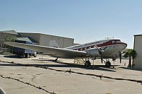 Douglas DC-3C (C-47A)  N42TF 12317 Planes of Fame Aircraft Museum Chino, CA 2012-06-12, Photo by: Karsten Palt
