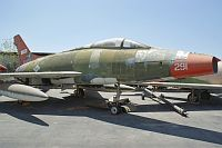 North American QF-100D Super Sabre United States Air Force (USAF) 56-3141 235-239 Planes of Fame Aircraft Museum Chino, CA 2012-06-12, Photo by: Karsten Palt