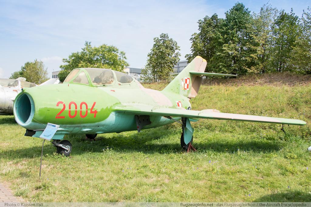 Mikoyan Gurevich / WSK PZL-Mielec Lim-2Art (MiG-15), Polish