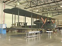 Vickers Vimy  F8614  Royal Air Force Museum London-Hendon 2008-07-16, Photo by: Karsten Palt