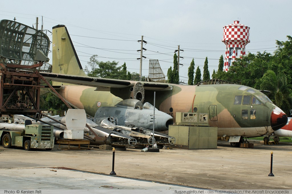 Aeritalia / Alenia G222 Royal Thai Air Force (RTAF) L14-6/39 4112 Royal Thai Air Force Museum Bangkok 2013-02-09 � Karsten Palt, ID 6436