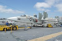 North American RA-5C Vigilante United States Navy 156641 316-34 USS Midway Aircraft Carrier Museum San Diego, CA 2012-06-13, Photo by: Karsten Palt