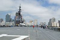 USS Midway Aircraft Carrier Museum San Diego, CA 2012-06-13, Photo by: Karsten Palt