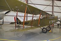 Curtiss JNS Jenny  N1104 A-6 Yanks Air Museum Chino, CA 2012-06-12, Photo by: Karsten Palt