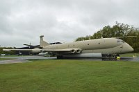 BAe Nimrod MR2 Royal Air Force XV250 8025 Yorkshire Air Museum Elvington 2013-05-18, Photo by: Karsten Palt
